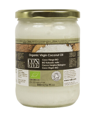 Organic Virgin Coconut