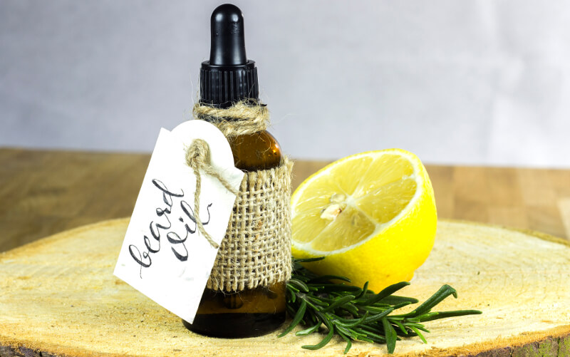 Organic Beard Oil - Conditioning and Refreshing