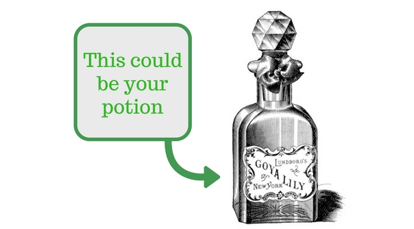 This could be your potion