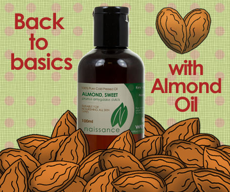 Back to basics with almond